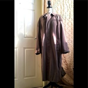 Women's and men's raincoat by Christian Dior